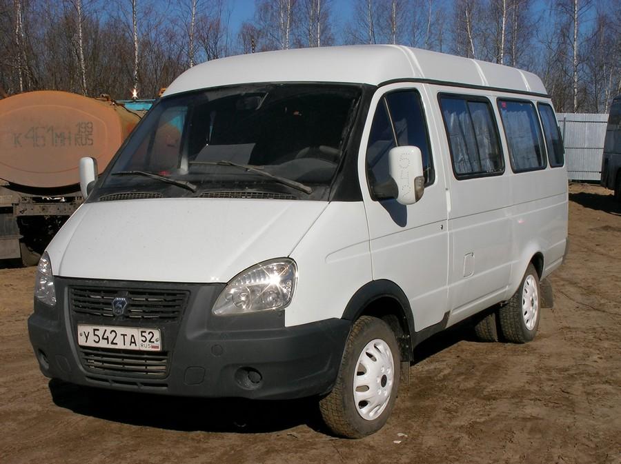 Трех осная, газель (переоборудование ГАЗ 3302)